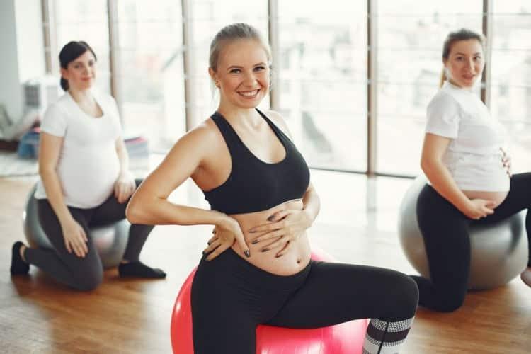 ejercicio en embarazadas