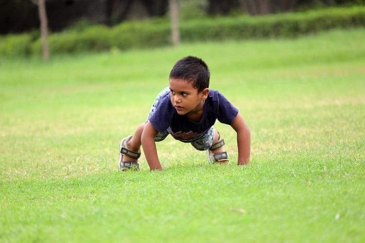 entrenamiento de fuerza en niños