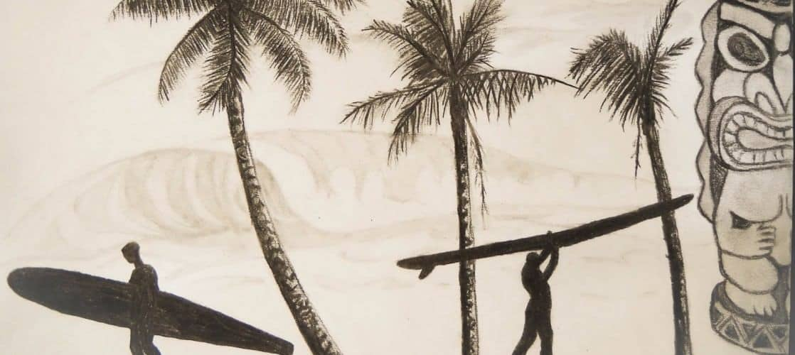 origen del surf