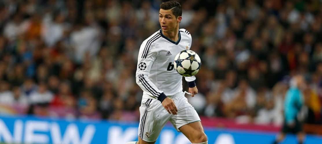 Contraataque Cristiano Ronaldo
