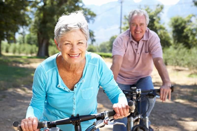 Ejercicio físico en personas mayores