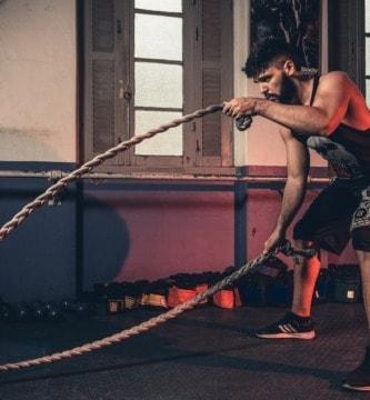 energía en los entrenamientos