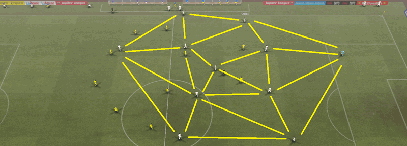 Fútbol, complejo como un hormiguero