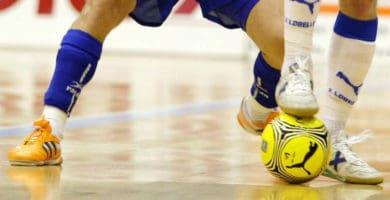 Fútbol Sala a estudio