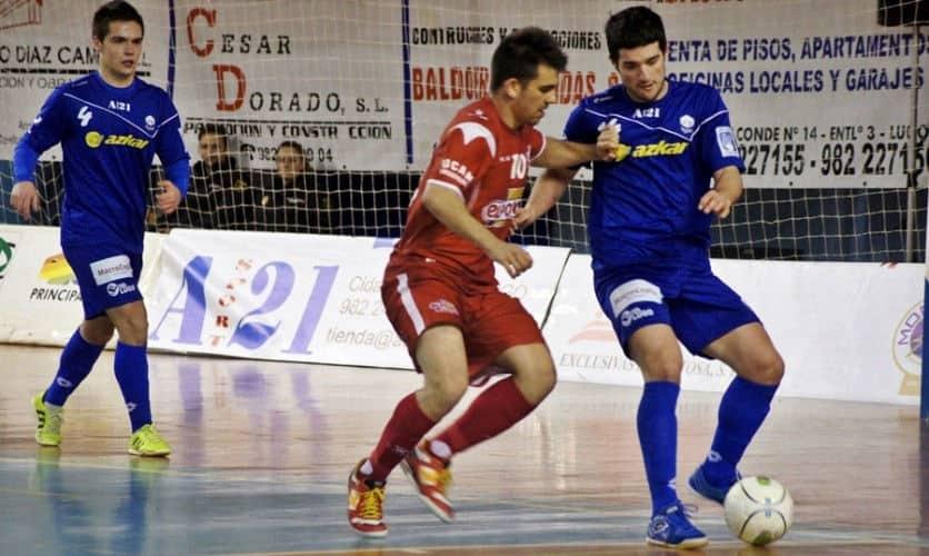 Fútbol sala Azkar Lugo