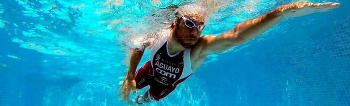 Nadador fondista