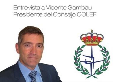Entrevista a Vicente Gambau