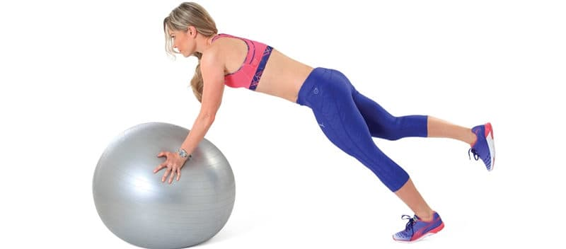 entrenamiento de core