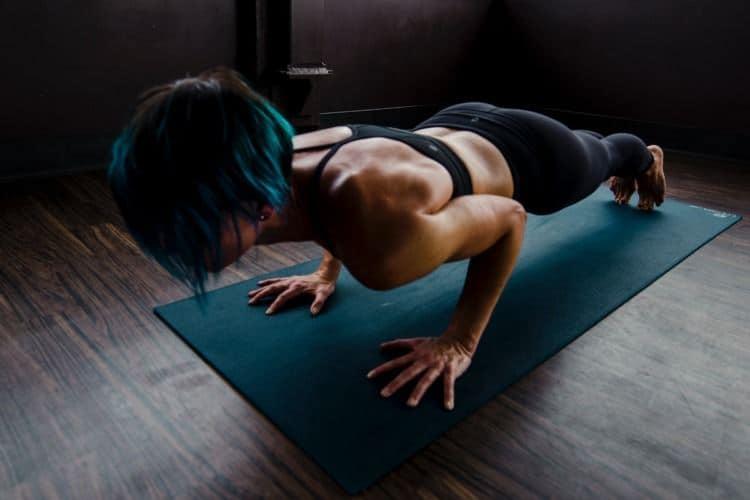 ejercicio excéntrico