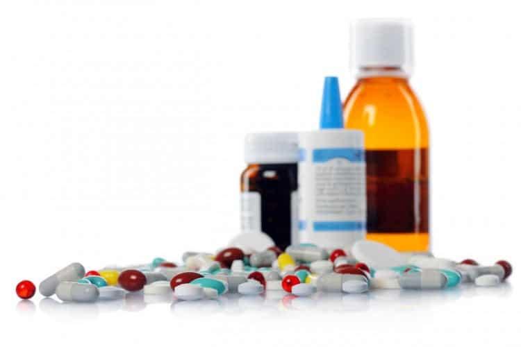Diversos medicamentos