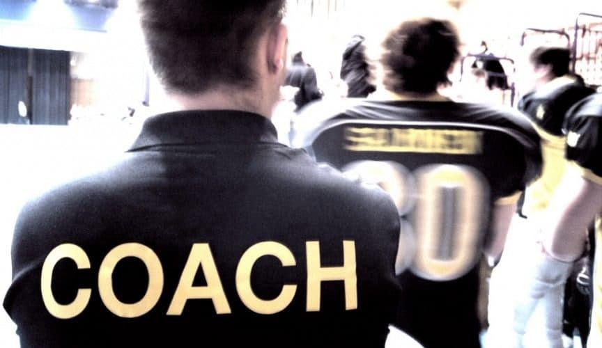 coach y jugador