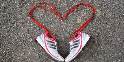 corazón de atleta