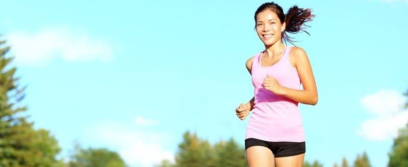Chica runner