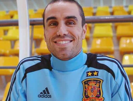Antonio bores preparador f sico de la selecci n espa ola for Federacion espanola de futbol sala