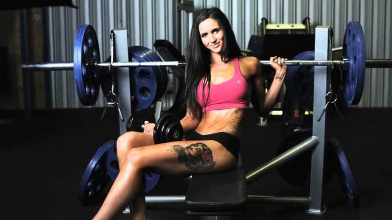 Entrenamiento de fuerza en mujeres