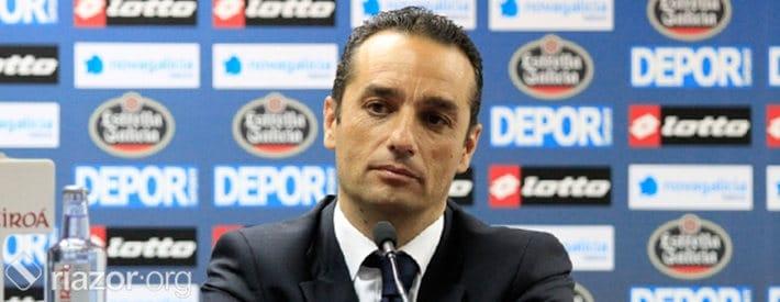 José Luis Oltra rueda de prensa