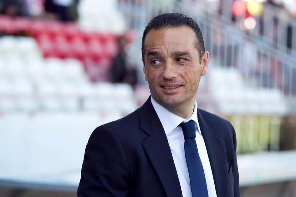 Oltra, el entrenador del CD Tenerife más exitoso