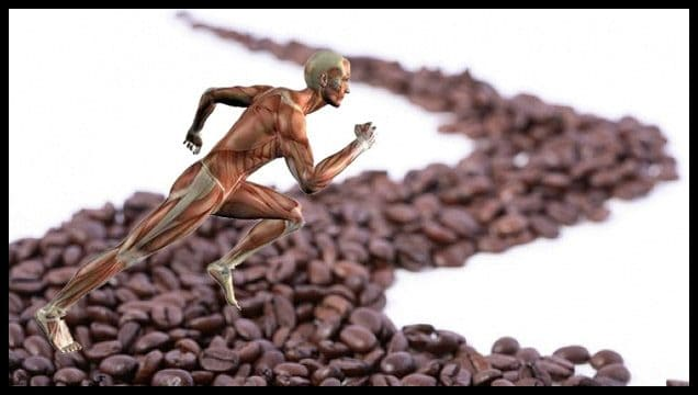 Cafeina en el deporte