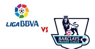 Diferencias Premier League y La Liga
