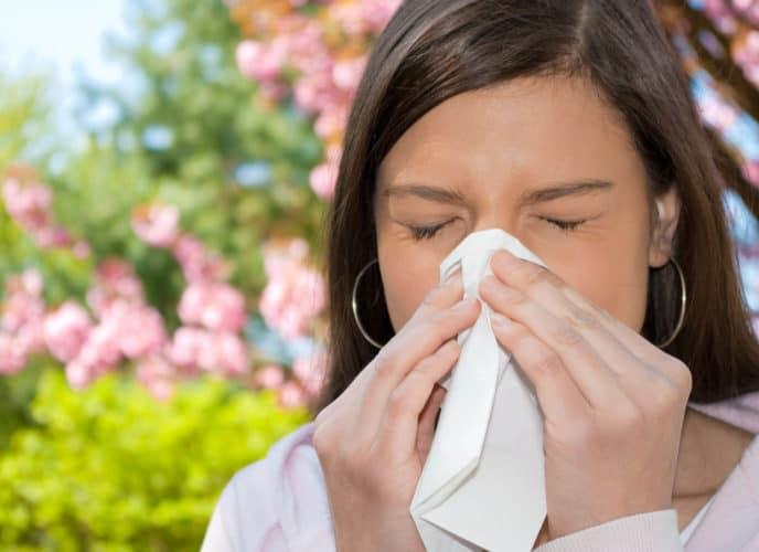 Alergia y ejercicio