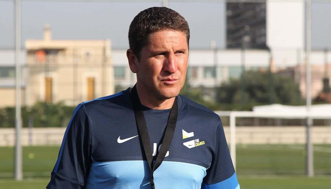 Juan Carlos Garrido en Egipto