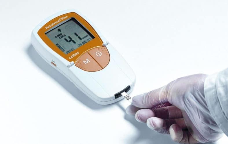 analizador de lactato