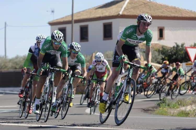 ciclismo caja rural