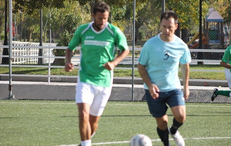 futbol en personas sedentarias