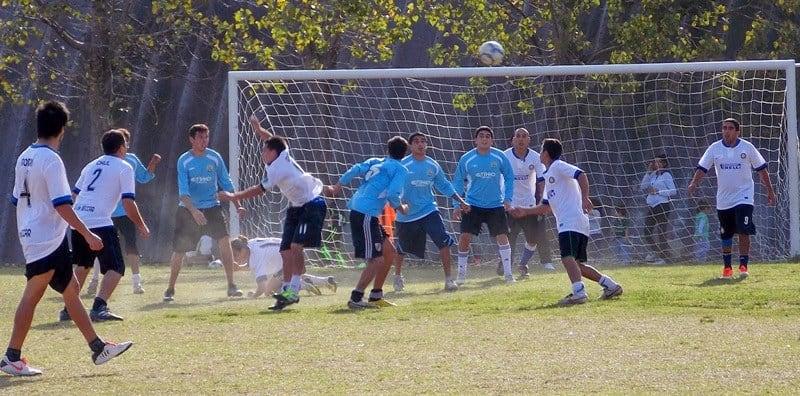 fútbol recreacional