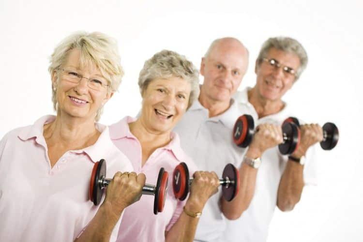 Musculación y osteoporosis