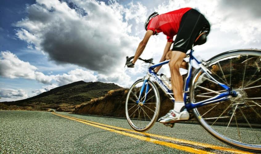 Core y ciclismo