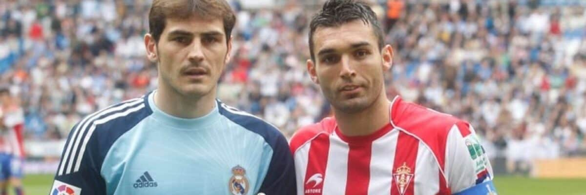 Iker Casillas y David Barral