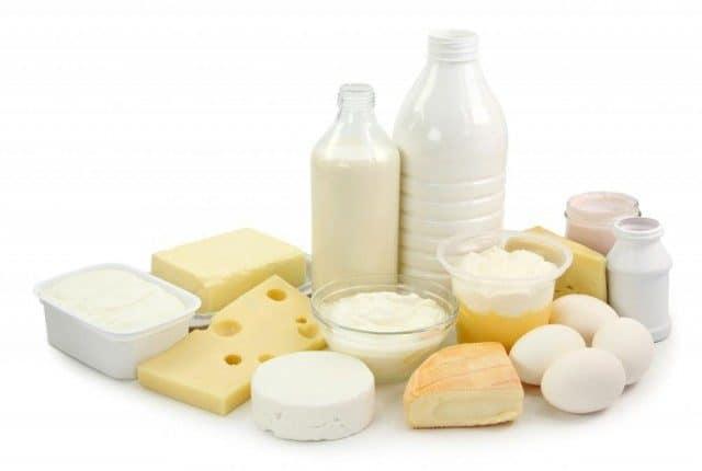 Huevos y lácteos, ¿saludables para el corazón?