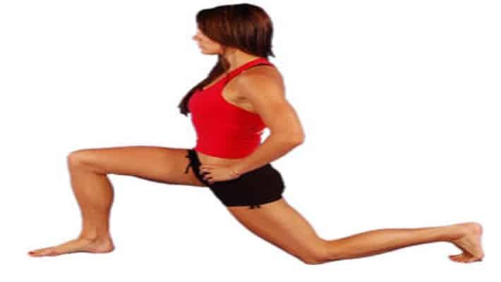 Ejercicio de flexibilización de cadera I
