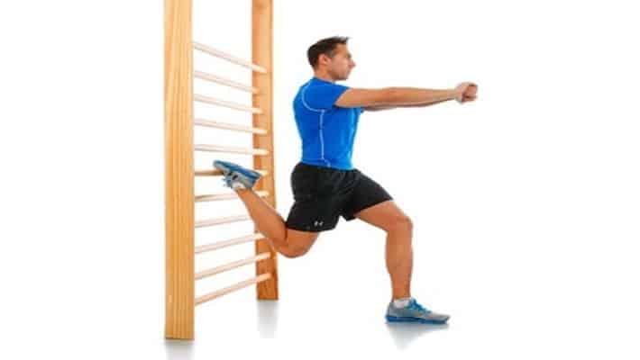 Ejercicio de flexibilización de cadera II