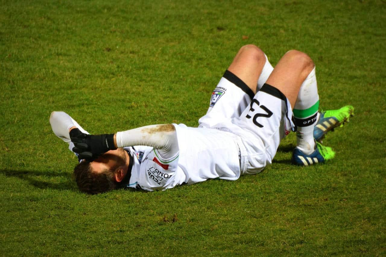Lesión deportiva