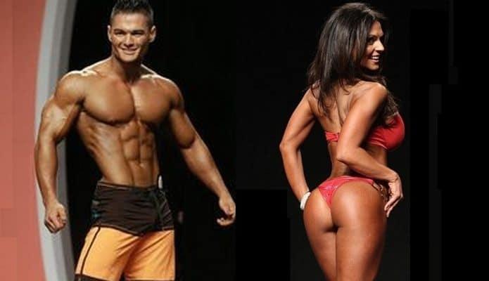 Competición de cuerpo fitness