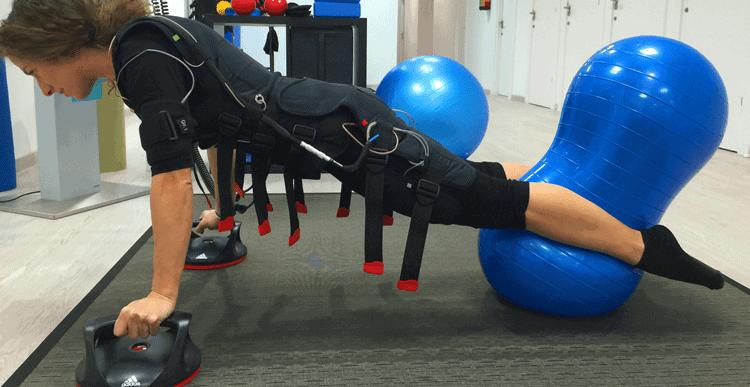 electroestimulación muscular