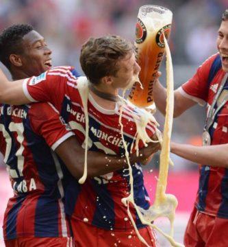 Jugadores del Munich