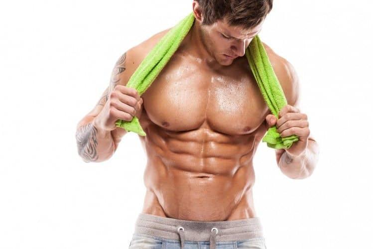 Aumento de la masa muscular con CLA