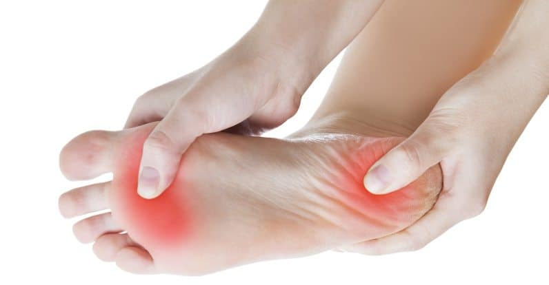 Tiny Red Spots On Feet And Ankles - Doctor ... - HealthTap