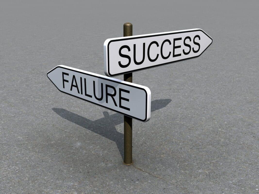 exito o fracaso