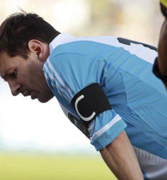 Leo Messi Altura
