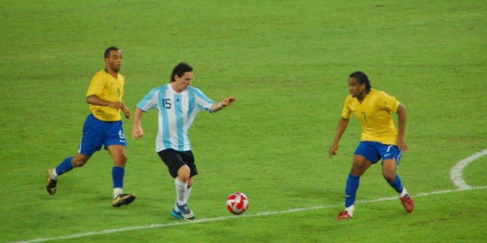 Ayudas ergogénicas en el fútbol