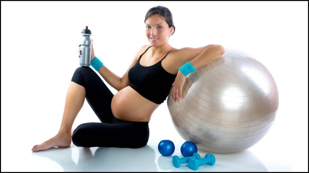 Programas de entrenamiento para mujeres embarazadas
