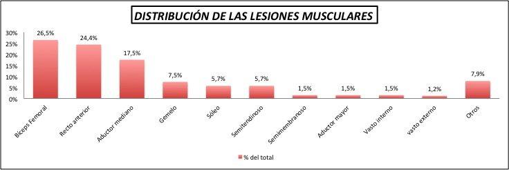 Lesiones musculares prevención de lesiones