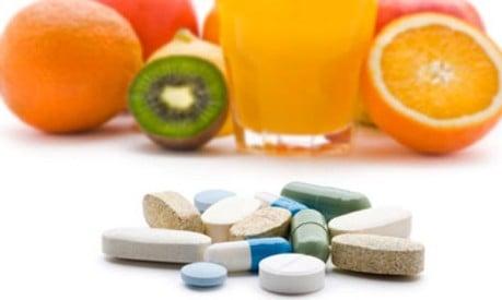 Suplementos vitaminicos y rendimiento deportivo