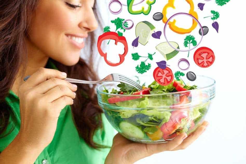Nutrición y vegetarianismo