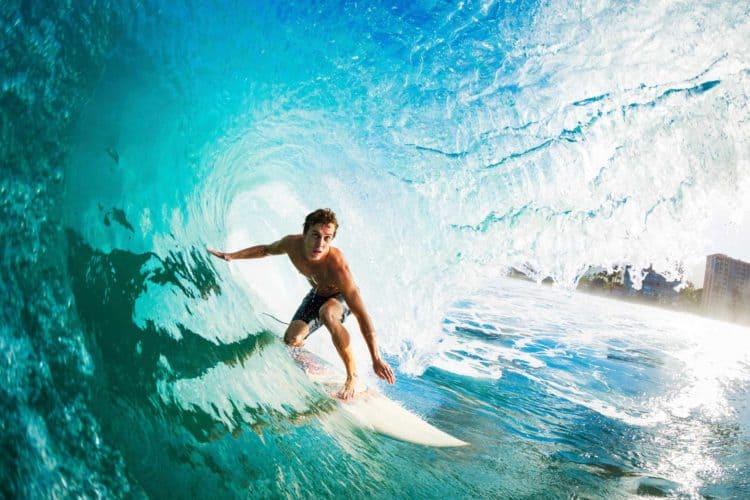 Surf seguro deportivo