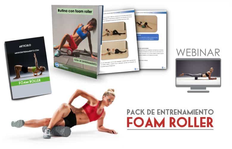 pack foam roller